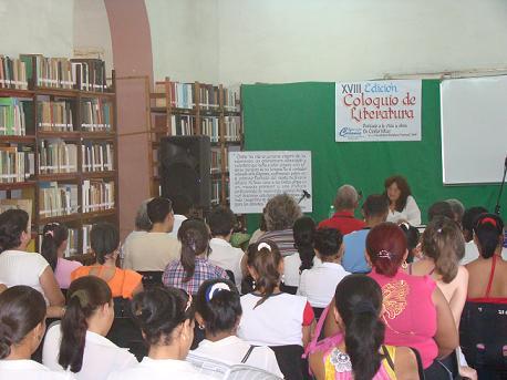 Conferencia dedicada a Cintio Vitier