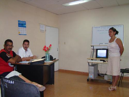 Diplomado de Software Libre en Bayamo