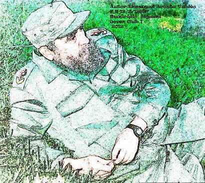 Concurso Mi Dibujo para Fidel