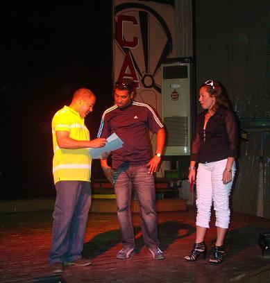 Celebración por el 25 aniversario de los Joven Club