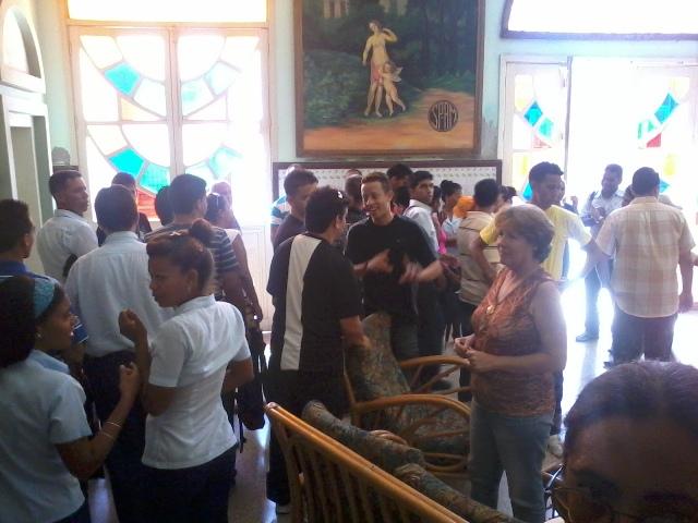 FLISOL 2013 – Del Flisol en la cuidad Manzanillera como Sede Nacional.