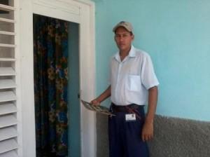 Brindan los Joven Club de Jiguaní, asistencia técnica en los hogares