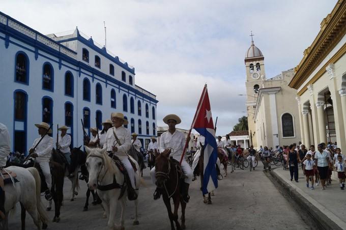 En BayamoFiesta de la Cubanía.