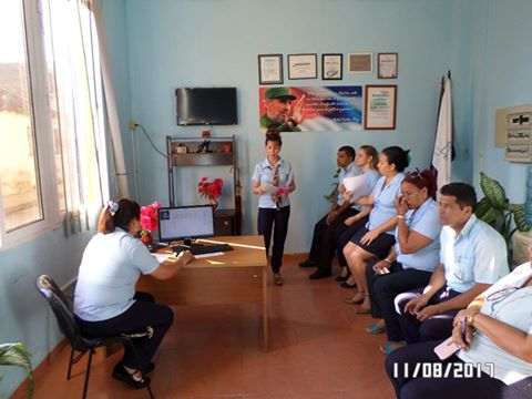 Desarrollado Matutino especial por el 91 aniversario del Comandante en Jefe Fidel Castro Ruz.