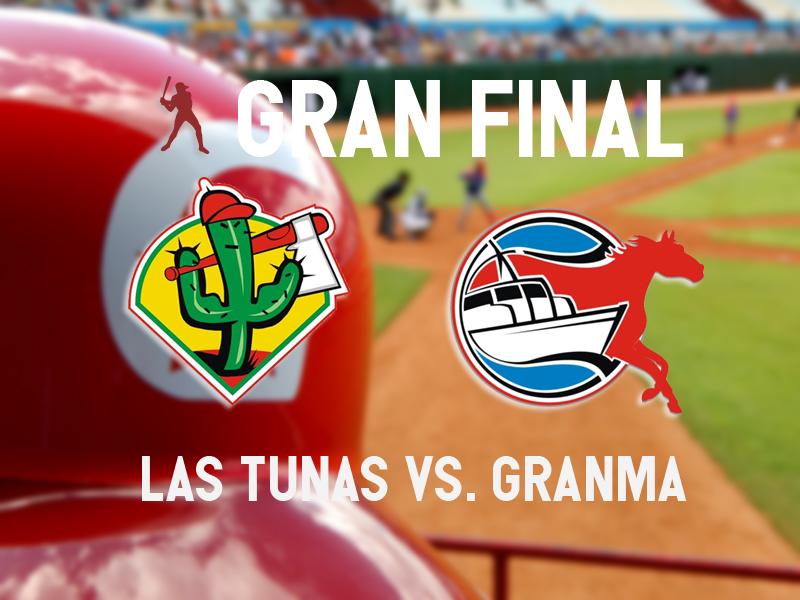 Gran final Granma Vs Las Tunas.