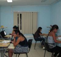 Curso Operador de Micro para Windows en el Joven Club Río Cauto II.
