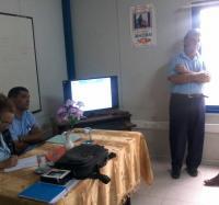Discusión del presupuesto en Río Cauto I
