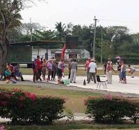 Festival Recreativo Deportivo en la localidad de Grito de Yara