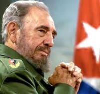Fidel sigue presente hoy más que nunca.