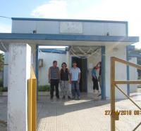 La Directora Comercial de Segurmática visita el Joven Club Masó I.