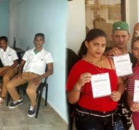 Finalizaron con éxitos cursos de Multimedia Mediator y de Operador de Microcomputadoras en el Joven Club Niquero III.