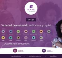 Proyecto audiovisual Mochila podrá recibirse ahora en la casa