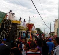Campechuela de carnaval infantil.