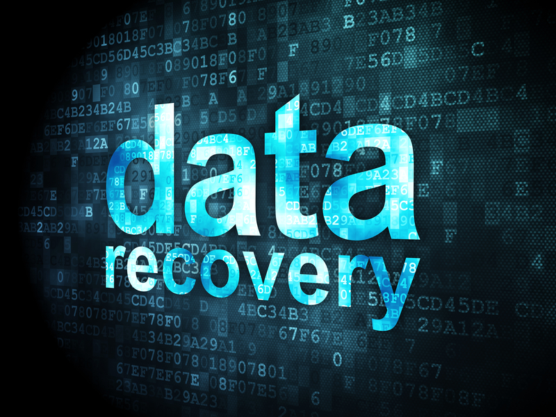 Recuperación  de  información  digital.