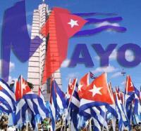 1ro de Mayo, Unidad, Compromiso y Victoria.