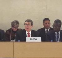 Cuba ante el Consejo de Derechos Humanos