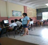Joven Club Buey Arriba implementa favorablemente los cursos en aulas extramuros