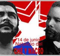 Recuerdan en el Joven Club Campechuela 1 a Maceo y el Che