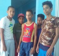 Charla sobre normas de conducta a cumplir en las instalaciones de Joven Club
