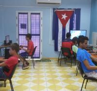 Actividades en los Joven Club de Campechuela en saludo al 26 de Julio