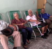 Actividad de Geroclub en saludo al 65 aniversario del Moncada
