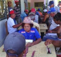 Celebran Natalicio de nuestro Líder Histórico Fidel Castro Ruz en Joven Club de Rio Cauto