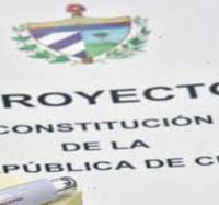 Disponible Proyecto de Constitución de la República de Cuba