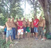 Actividad social del Radio Club de Jiguaní