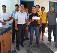 Celebran en  Bartolomé Masó  el 31 Aniversario de los Joven Club de Computación.