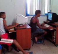 Se desarrollan actividades en los Joven Club de Masó en saludo al 31 Aniversario de la Institución.