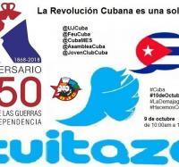 """Twitazo """"La Revolución Cubana es una sola"""""""