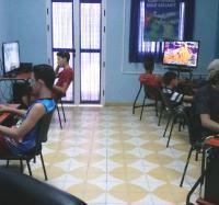 Festival de Juegos por la Red en el Joven Club Campechuela 1