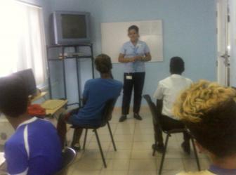 En Buey Arriba I Conversatorio sobre el 150 Aniversario del Inicio de las Guerras por la Independencia de Cuba - Joven Club Granma
