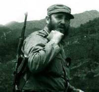 Trabajadores del Aula Anexa de La Estrella visitan sitio donde acampara Fidel en 1958