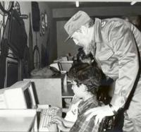 Fidel y las tecnologías, tema del Encuentro con la Historia realizado en Buey Arriba II