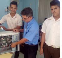 Desarrolla Curso de Arquitectura de Computadora en el Joven Club Masó III