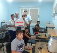Disponible en los Joven Club de Santa Rita apk del Sistema Electoral del Referendo