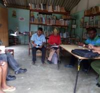 Vinculación de Joven Club con delegados del Poder Popular en La Estrella