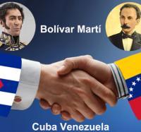 Trabajadores de Joven Club en Campechuela rechazan las agresiones contra Venezuela.