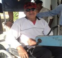 Actividades con discapacitados en el Joven Club Campechuela II