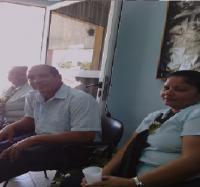 Actividad recreativa cultural en el Joven Club Manzanillo IV