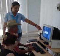 Se desarrollan en el Joven Club Niquero V cursos especializados a los Geroclub.