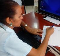 Trabajadores de Cauto Cristo reafirman su apoyo a Venezuela