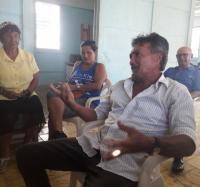 Se desarrolló en Niquero un encuentro de la Cátedra de Adulto Mayor en la ACLIFIM con la presencia del Joven Club Niquero III.