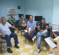 Asamblea de Ejemplares en el Joven Club Campechuela 1