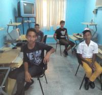 En Joven Club Buey Arriba II charla preventiva sobre adicción a las drogas