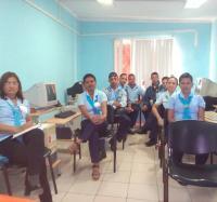 Asamblea de afiliados de la Sección Sindical de Buey Arriba
