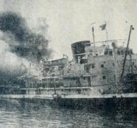 """Homenaje  a las víctimas de la explosión del vapor """"La Coubre"""""""