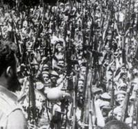 Día del miliciano y proclamación del carácter socialista de la Revolución