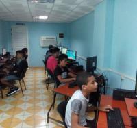 Diversas actividades se desarrollaron en los Joven Club de Campechuela en la semana de la Victoria.